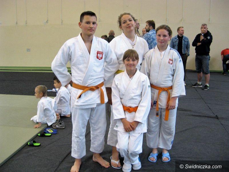 Strzegom: Judocy AKS–u w formie