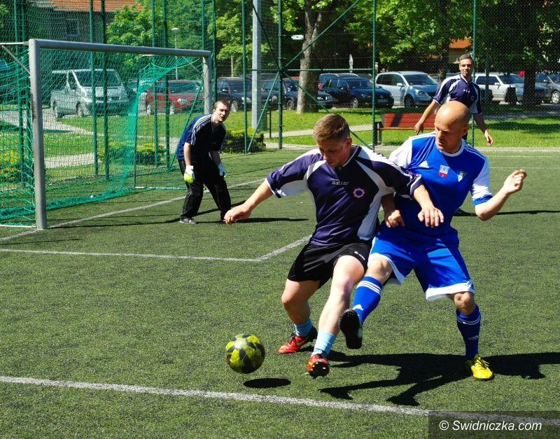 Strzegom: Turniej sportowy o puchar Komendanta Powiatowego Policji w Świdnicy