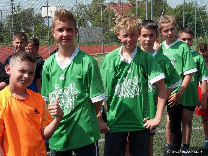 Jaroszów: Turniej Piłki Nożnej uczniów z Jaroszowa