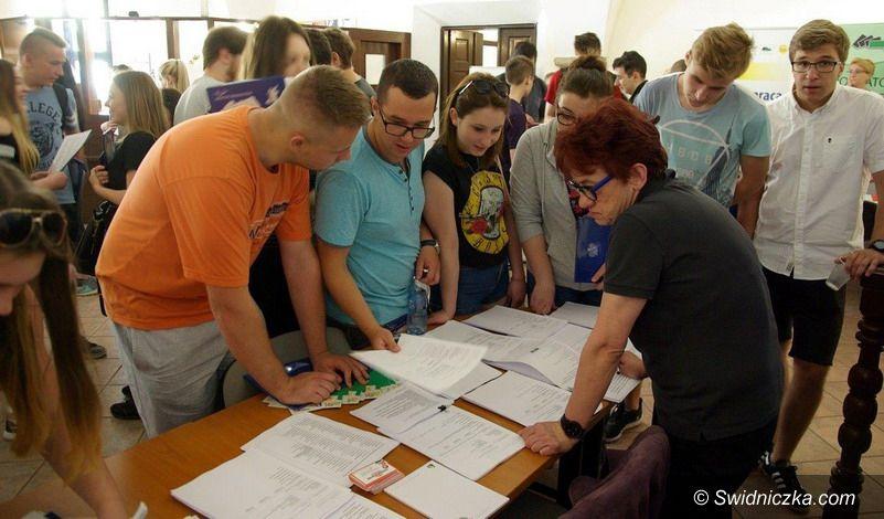 Świdnica: Targi pracy dla młodych