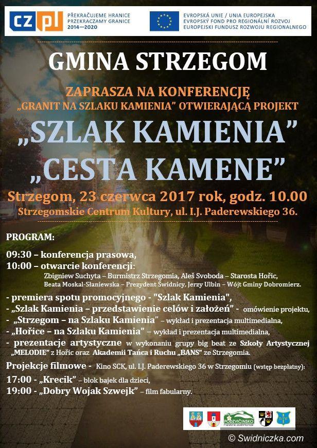 """Strzegom: Wkrótce konferencja """"Granit na Szlaku Kamienia"""""""