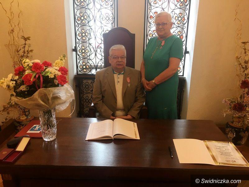 Świebodzice: Złoty jubileusz Państwa Horodeckich