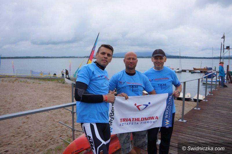 Strzegom: LOpaki Strzegom w Triathlonie Mietków