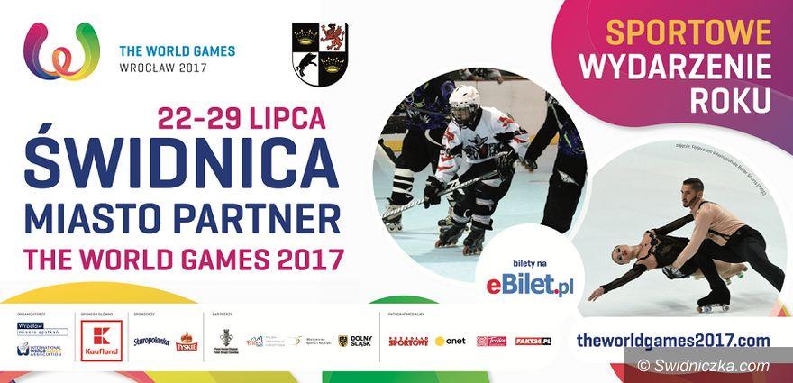 Świdnica: Wygraj bilet na The World Games 2017