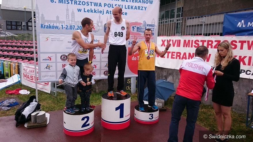 Świdnica: Sukces świdnickiego lekkoatlety