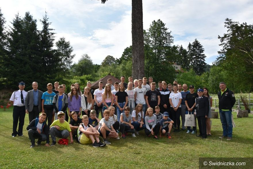 Lubachów: Partnerska wizyta druhów z OSP Żukowo