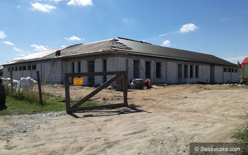 Marcinowice: Przedszkole wzrasta