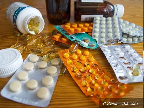Świebodzice: W Świebodzicach można oddać przeterminowane leki