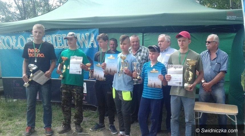 Żarów: Wędkarskie sukcesy młodzieży