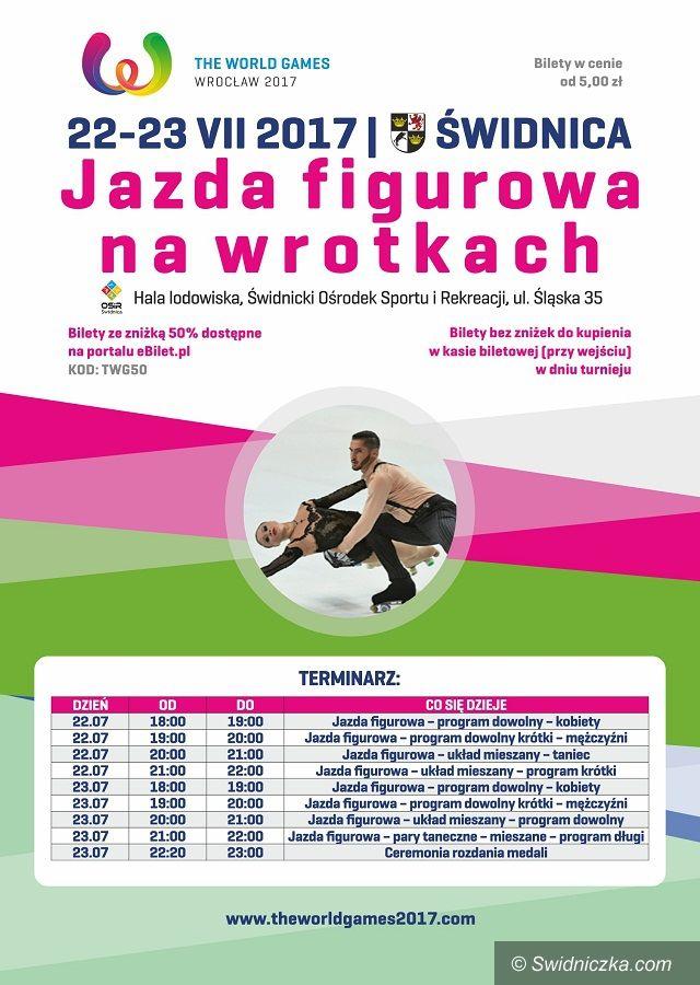 Świdnica: Bilety na zawody The World Games w Świdnicy taniej