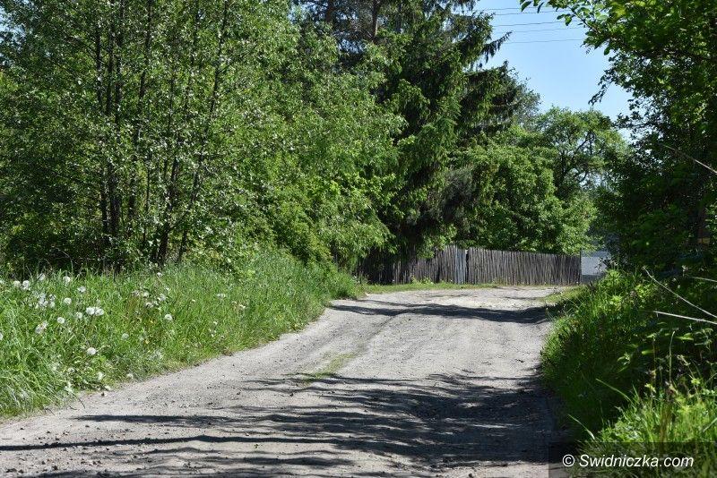 Witoszów Dolny: Wyremontują kolejną drogę do gruntów rolnych