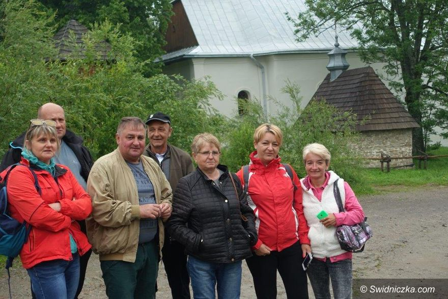 Kłaczyna: Z wizytą w Bieszczadach