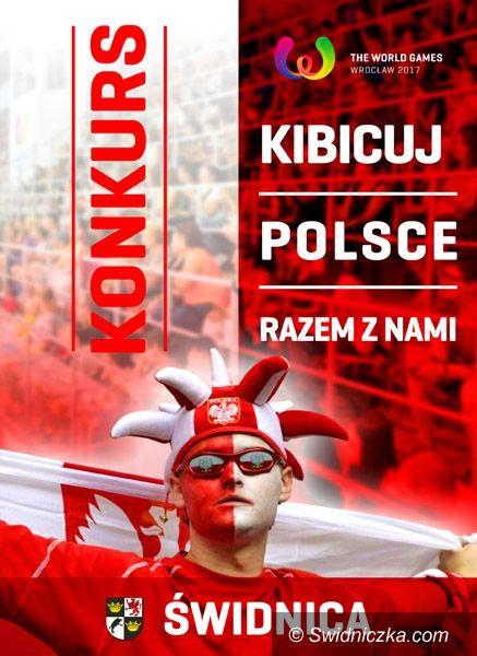 Świdnica: Kibicuj Polsce razem z Nami