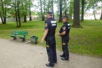 Świdnica: Parkowy łobuz