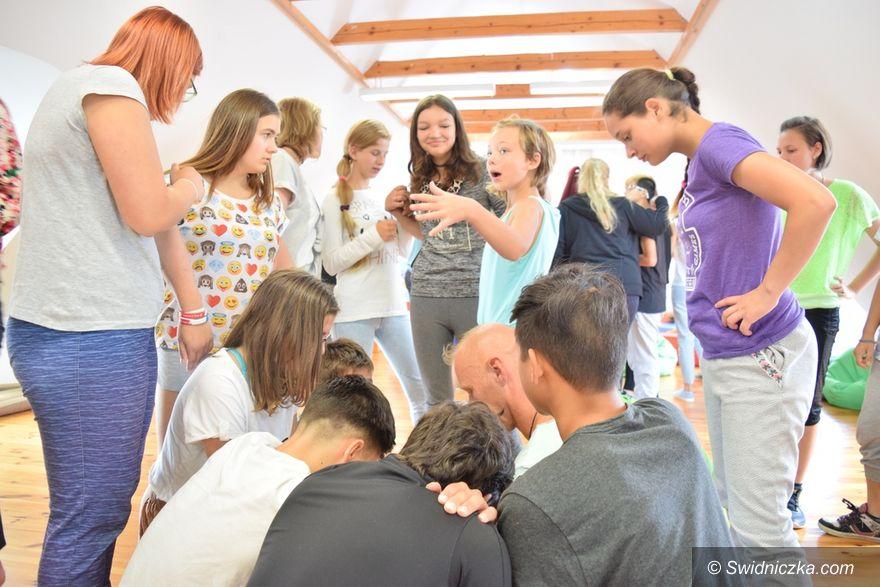 Krzyżowa: Młodzież się integruje