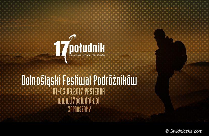 REGION: Zapraszamy na 6. edycję Dolnośląskiego Festiwalu Podróżników 17 Południk
