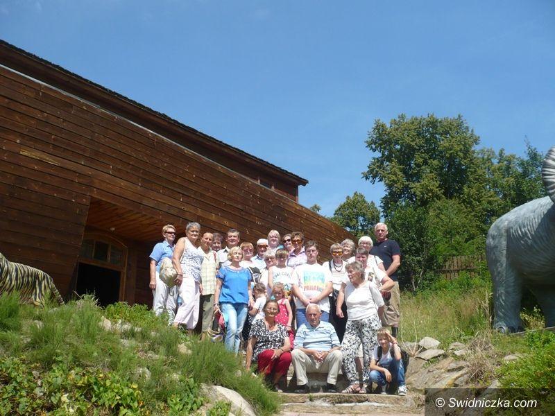 Strzegom: Zwiedzili Leśną i okolice