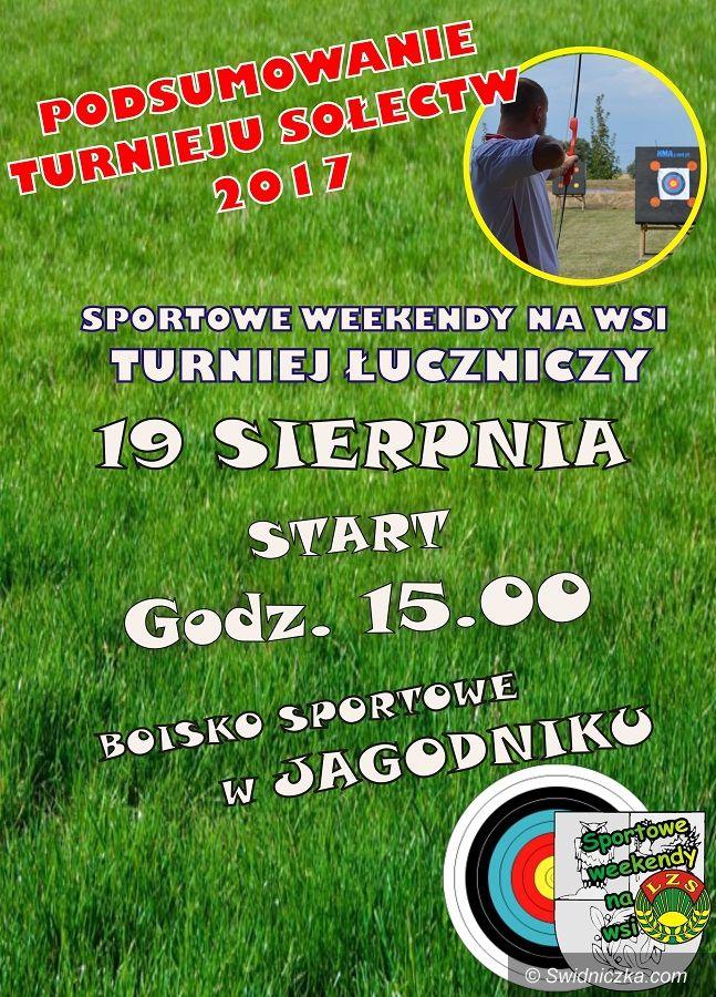 powiat świdnicki: Zakończenie Sportowych weekendów na wsi już w sobotę