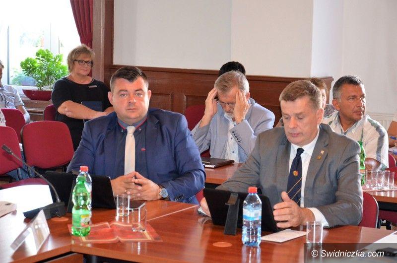 Strzegom: Radni ze Strzegomia udzielili pomocy finansowej gminie Brusy