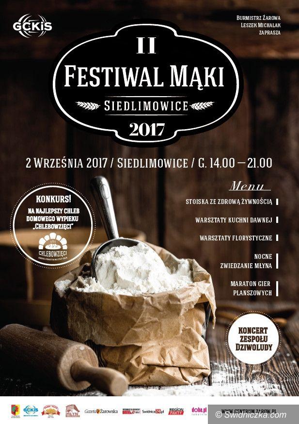 Siedlimowice: Festiwal Mąki w Siedlimowicach