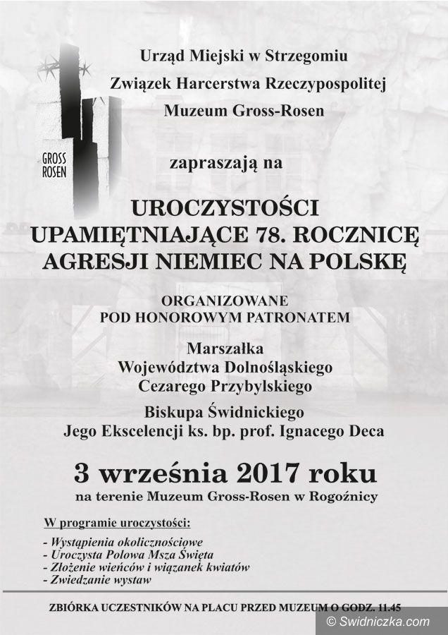 Rogoźnica: Uroczystości w Gross–Rosen