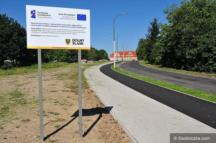 Świdnica: Kolejne inwestycje drogowe w okolicach szpitala