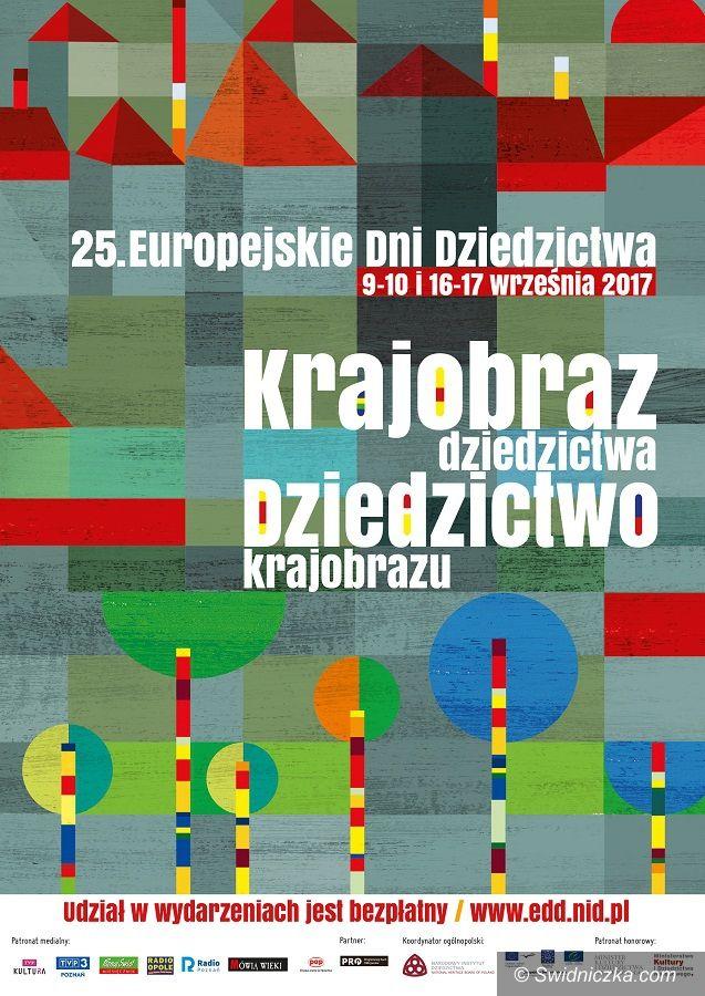 """Świdnica: """"Krajobraz dziedzictwa – dziedzictwo krajobrazu"""" w Świdnicy"""