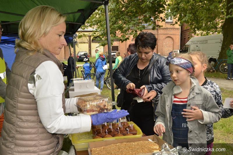Żarów: Kręciliśmy dla Julki na pikniku charytatywnym