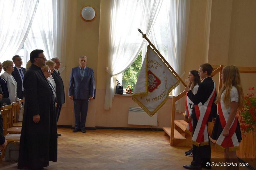Gmina Świdnica: Powitali rok szkolny