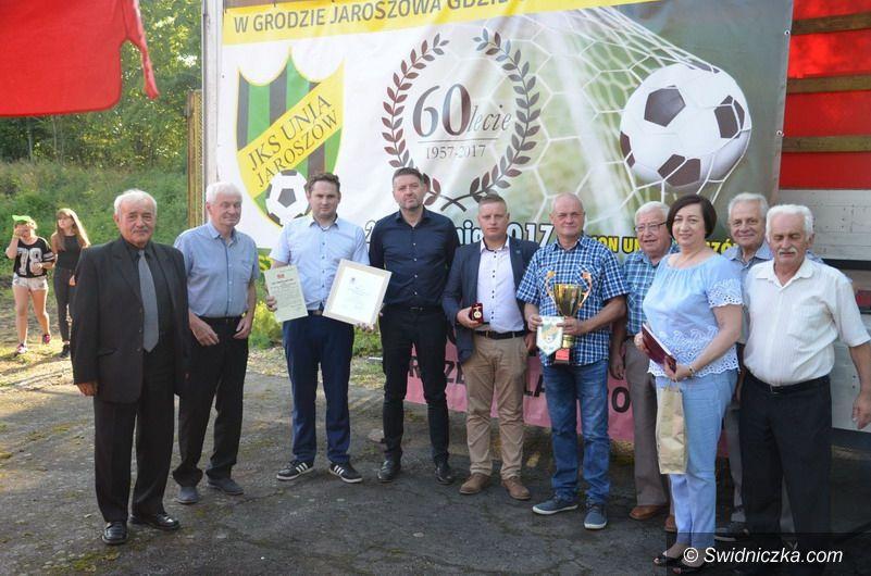 Jaroszów: 60–lecie Unii Jaroszów