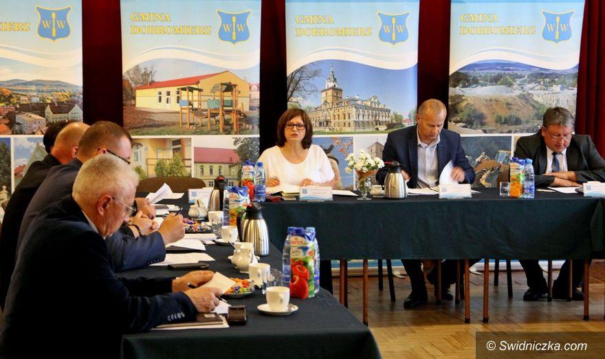 Dobromierz: Wrześniowe obrady Rady