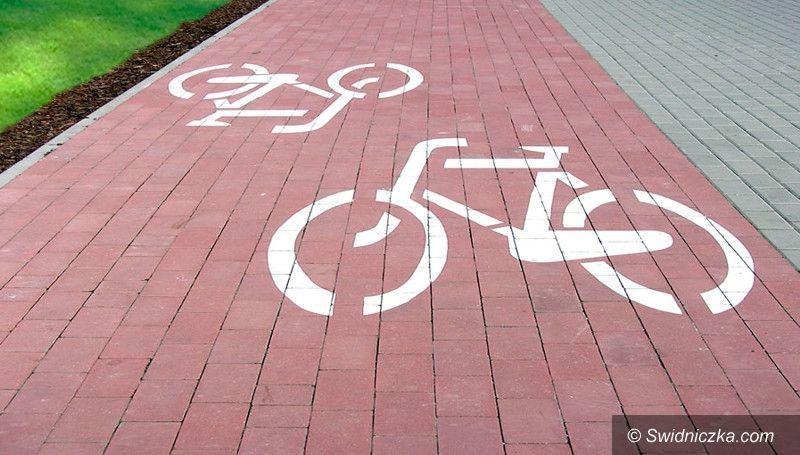 Świebodzice: Przybędzie ścieżek rowerowych