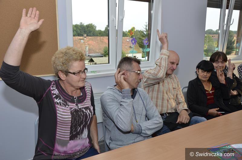 Gmina Żarów: Mieszkańcy wsi decydują o zadaniach z funduszu sołeckiego