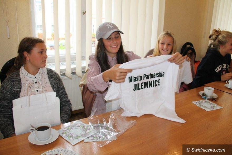 Świebodzice: Sympatyczna wizyta czeskich przyjaciół