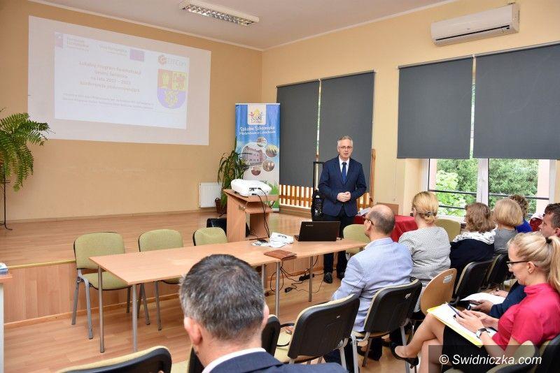 Gmina Świdnica: Gmina Świdnica ma Lokalny Program Rewitalizacji