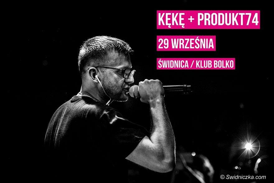 Świdnica: Hip–hopowy piątek z KęKę i Produkt74