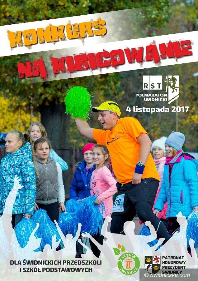 Świdnica: Zapraszamy do udziału w konkursie na eko–dopingowanie zawodników 3. RST Półmaratonu Świdnickiego
