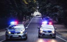 Świebodzice: Kierowca uciekał przed policjantami