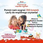 Jaworzyna Śląska: Głosuj na Bibliotekę Publiczną z Jaworzyny Śląskiej