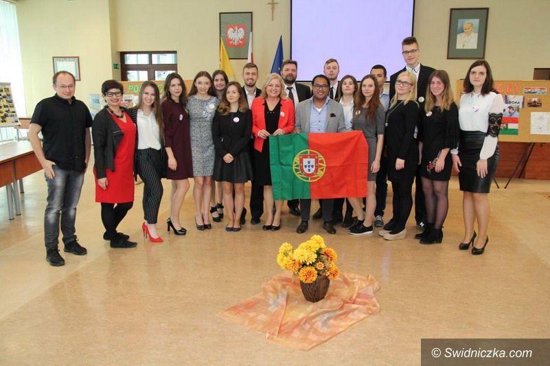 Świdnica: Świdnicki Ekonomik w programie Erasmus+