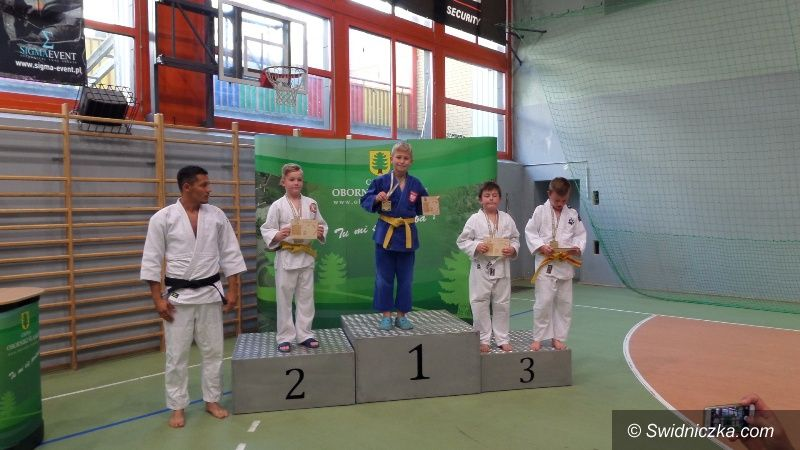 Oborniki Ślaskie: Judocy Tatami na turnieju w Obornikach Śląskich