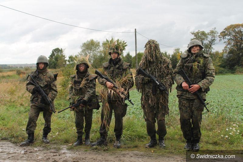 Jaroszów/Witoszów Dolny: Strzeleckie Manewry Obronne