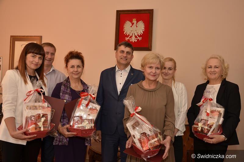 Gmina Żarów: Dzień Edukacji Narodowej w gminie Żarów