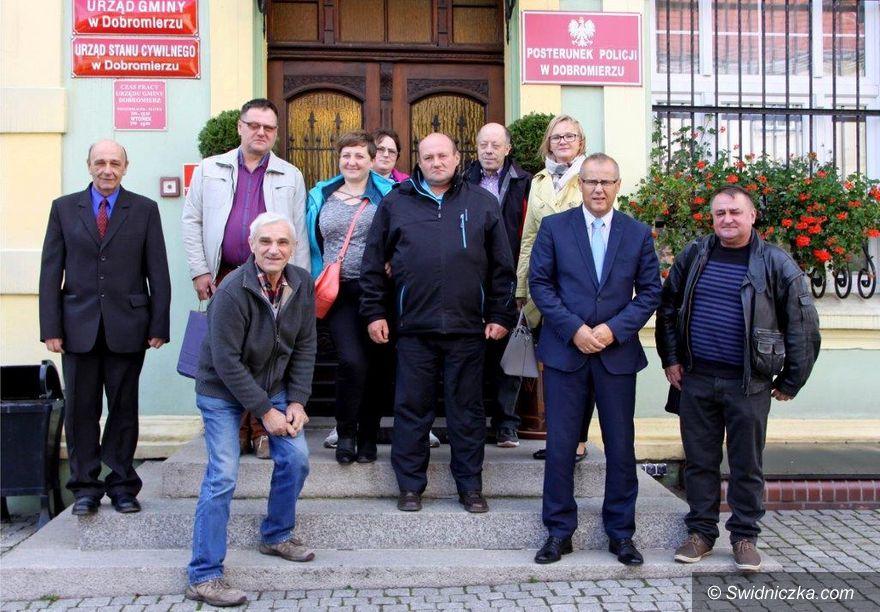 Kłaczyna: Rewizyta gości z Bieszczad