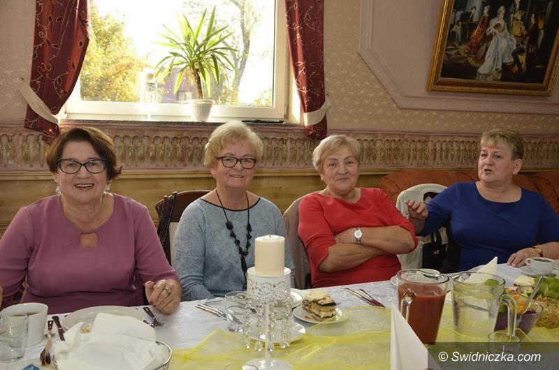 Żarów: Nauczyciele emeryci świętowali
