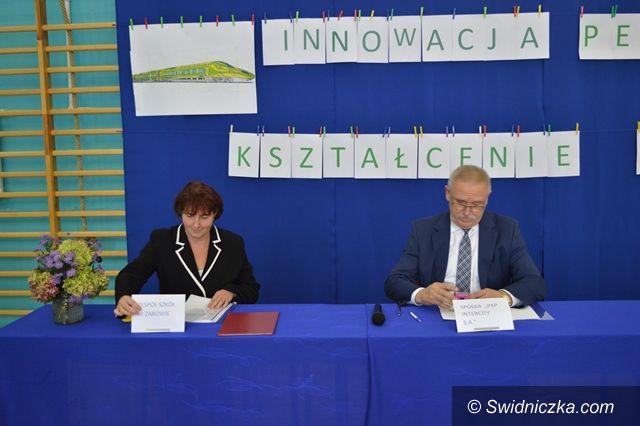 Żarów: Innowacje Pedagogiczne w Zespole Szkół w Żarowie