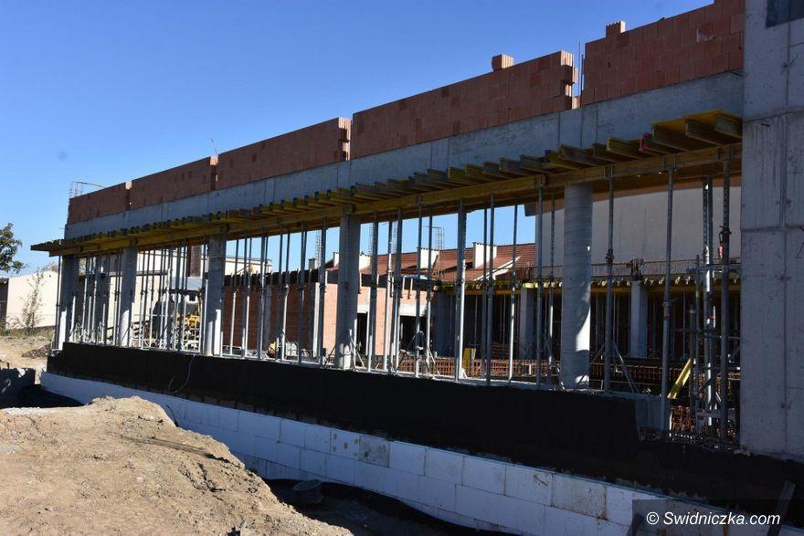 Witoszów Dolny: Trwa budowa basenu w Witoszowie Dolnym