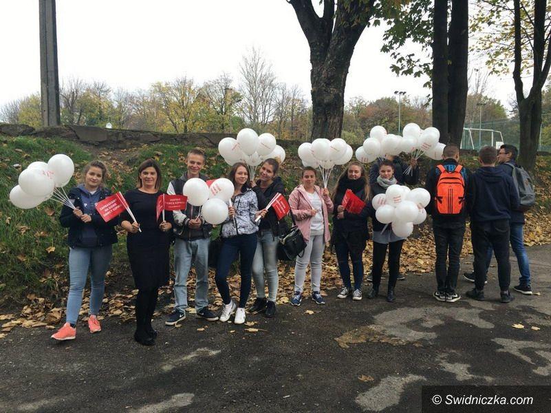 Strzegom: Uczniowie Zespołu Szkół w Strzegomiu mają wielkie serca