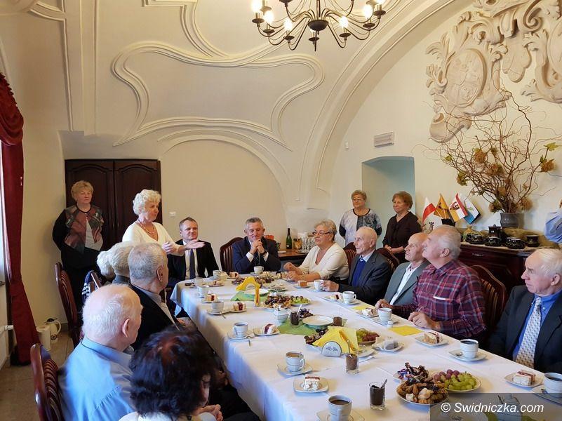 Strzegom: Spotkanie seniorów