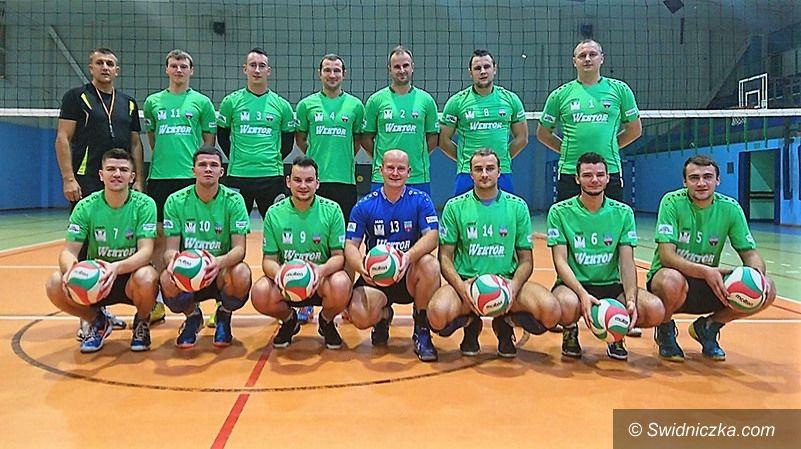 Strzegom: Porażka AKS–u na inaugurację sezonu siatkarskiego w III lidze